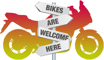 bikes welcome